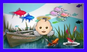 Los peces en el rio villancico